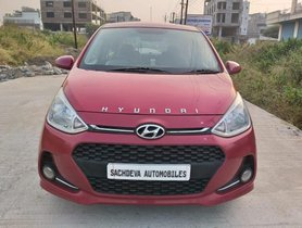 2017 Hyundai i10 Magna MT for sale at low price in Indore