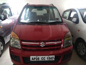Maruti Suzuki Wagon R LXI 2009 MT for sale in Hyderabad