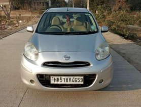 Used Nissan Micra 2013 Diesel MT for sale in Gurgaon