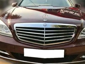 Used Mercedes Benz S Class 2013 AT for sale in Karnal