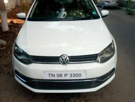 Used 2015 Volkswagen Polo MT for sale in Tiruppur