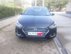 Used Hyundai Verna 1.6 VTVT S 2018 AT for sale in Gurgaon