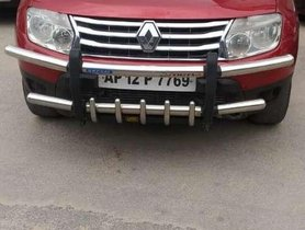 Used Renault Duster 85 PS RxE Diesel, 2013, MT for sale in Hyderabad