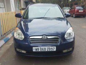 Used Hyundai Verna Transform VTVT MT 2010 in Kolkata