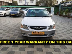 Hyundai Accent GLE CNG 2012 MT for sale in Surat