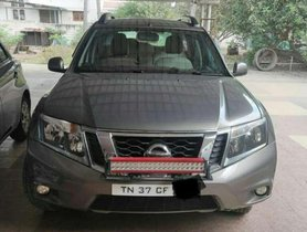 Used Nissan Terrano XL 2013 MT for sale in Pollachi