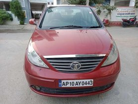 Used Tata Manza Aqua Quadrajet 2011 MT for sale in Hyderabad