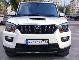 Used Mahindra Scorpio S10, 2017, Diesel MT for sale in Pune