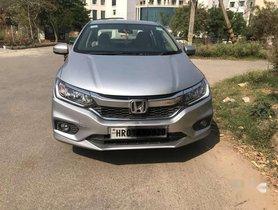 Used Honda City V Manual AVN, 2018, Petrol MT for sale in Gurgaon