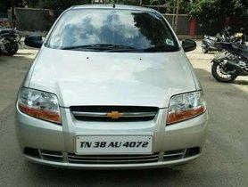 Used Chevrolet Aveo U VA 1.2 2008 MT for sale in Tiruppur