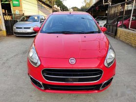 Used Fiat Punto 2015 MT for sale in Pune