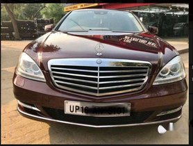2013 Mercedes Benz S Class AT for sale at low price in Gurgaon