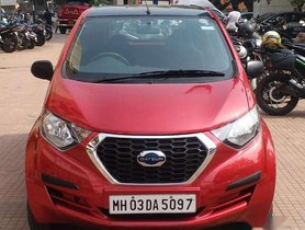 Used Datsun Redi-Go 1.0 S, 2018, Petrol MT for sale in Mumbai