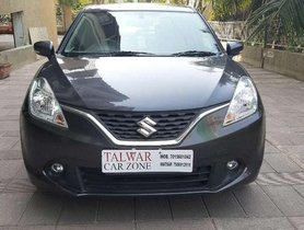 Used 2018 Maruti Suzuki Baleno Zeta Automatic AT for sale in Goregaon