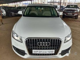 Used Audi Q5 30 TDI Technology, 2016, Diesel AT for sale in Hyderabad