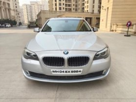 Used 2011 BMW 5 Series 520d Sedan AT for sale in Thane