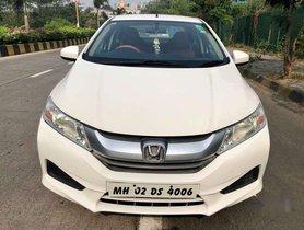 Used 2014 Honda City S MT car at low price in Mumbai