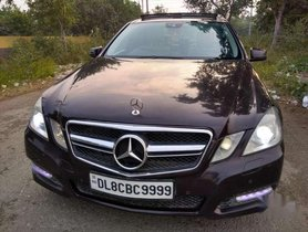 Used Mercedes-Benz E-Class E 350 CDI Avantgarde, 2012, Diesel AT for sale in NOida