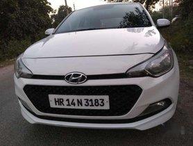 Used Hyundai I20 Sportz 1.2 (O), 2017, Petrol MT for sale in Gurgaon