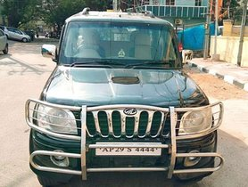 Used Mahindra Scorpio SLX 2.6 Turbo 8 Str, 2006, Diesel MT for sale in Hyderabad