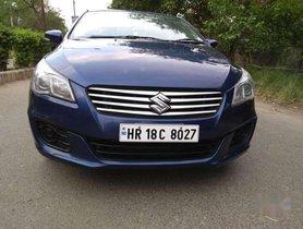 Used Maruti Suzuki Ciaz VDi SHVS Optional, 2017, Diesel MT for sale in Gurgaon
