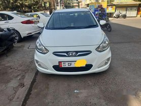 Used Hyundai Verna Fluidic 1.6 CRDi SX Opt, 2012, Diesel MT for sale in Indore