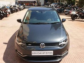 Used Volkswagen Polo GT TSI 2016 AT for sale in Goregaon