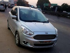 Used Ford Aspire Trend Plus 2015 MT for sale in Aliganj