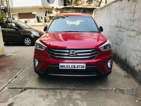 Used Hyundai Creta 1.6 SX Automatic, 2016, Petrol AT for sale in Goregaon