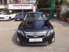 2015 Toyota Camry AT for sale at low price in Mumbai