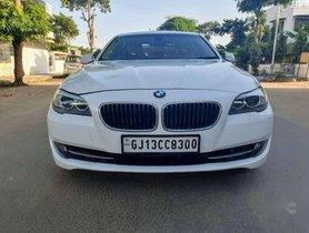 Used BMW 5 Series 520d Luxury Line, 2011, Diesel MT for sale in Ahmedabad