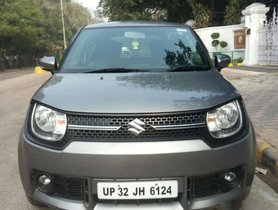 Used 2017 Maruti Suzuki Ignis 1.2 AMT Delta AT for sale in Lucknow