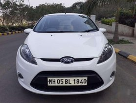 Used Ford Fiesta 2012 MT for sale in Thane