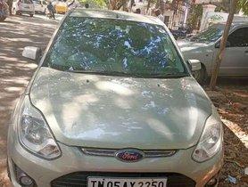 Used Ford Figo Diesel Titanium 2014 MT for sale in Chennai
