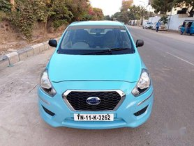 Used Datsun GO T, 2014, Petrol MT for sale in Chennai
