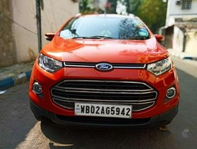Used 2015 Ford EcoSport AT for sale in Kolkata
