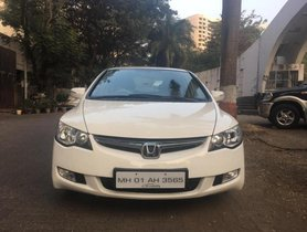Honda Civic 2008 1.8 V MT for sale in Mumbai
