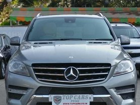 Used Mercedes Benz M Class ML 350 CDi AT for sale in Pune