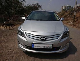 Used Hyundai Verna CRDi 1.6 SX Option 2018 AT for sale in Pune