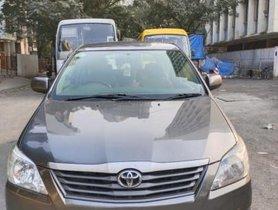 Toyota Innova 2012-2013 2.5 G (Diesel) 8 Seater BS IV MT for sale in Mumbai