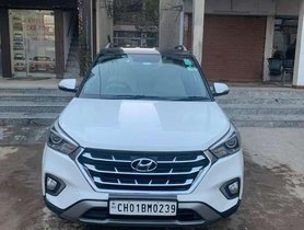 Used 2017 Hyundai Creta 1.6 SX AT for sale in Chandigarh