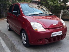 Used 2012 Chevrolet Spark 1.0 MT for sale in Visakhapatnam