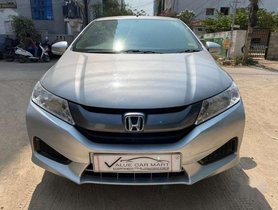 Used Honda City 2016 E MT for sale in Hyderabad