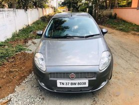 Used Fiat Punto Emotion Pack 1.3, 2012, Diesel MT for sale in Coimbatore