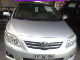 Used Toyota Corolla 2008 H4 MT for sale in Hyderabad