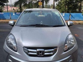 Used Honda Amaze 1.2 VX i-VTEC, 2014, Petrol MT for sale in Kolkata