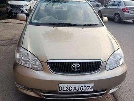 Used Toyota Corolla H1 1.8J, 2006, Petrol MT for sale in Rajpura