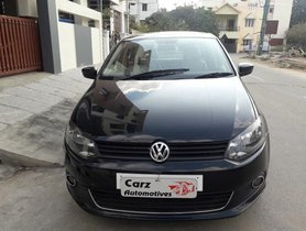 Used 2012 Volkswagen Vento MT car at low price in Bangalore