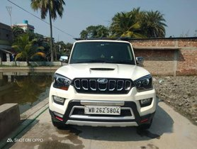 Used 2017 Mahindra Scorpio S4 Plus MT for sale in Kolkata