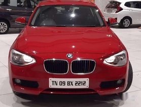 Used BMW 1 Series 2014 AT for sale in Chennai